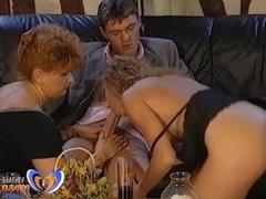 Der Leck-Sklave (2002) German Vintage Porn Movie