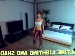 Virtual Reality 3D Sex Game