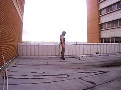 Up On the Roof