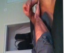 Daddy loves cum on his face