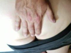My Sexy Mormon wife's sweet big ass
