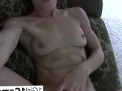 Tawni Ryden masturbates for the camera