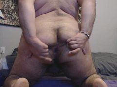 Playing With My Dildo 4