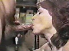 70s porn- swallowing cum