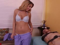 Kelly Paige Sets A Cost When You Need A Handjob