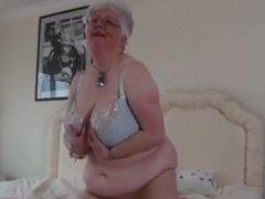 British granny Caroline #2.