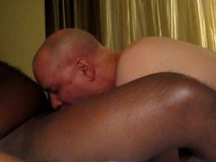 A Phat Black Cock And A Fat Black Ejaculation.