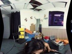 BaDoinkVR.com Virtual Reality POV LATINA Compilation Part 1
