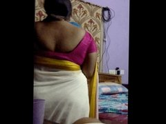 Desi Aunty Fucked by young boy