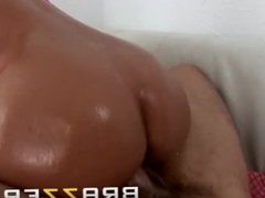 Brazzers   -  Jynx Maze gets oiled up and ass fucked
