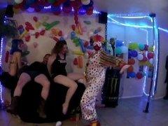 The PornStar Comedy Show The Pervy The Clown Show