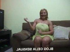 Brazilian Milf Dancing 3