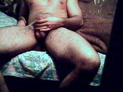 21 years old boy tease at webcam