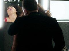 Chelsea Watts Sex in the Toilet Scene on ScandalPlanet.Com