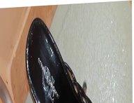net friend's sandals pissed