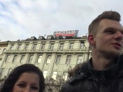 HUNT4K. Money make guy eager to sold his girlfriend's...