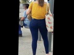 Chica con leggins 2