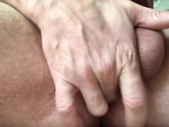 Lubing my ass