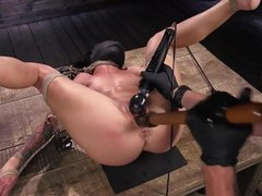 King of Bondage Takes Queen of Porn