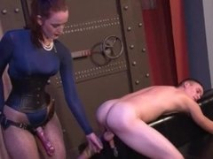 Strapon Anal Femdom Compilation from Sweet Femdom