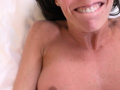 MILF Trip - Fit MILF takes big fat cock