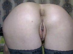 Russian Milf on cam