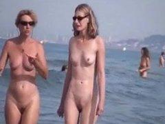 Voyeur - Beach In South of France 1
