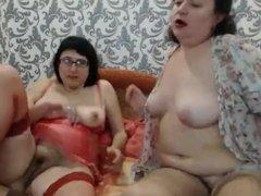 Capture mature lesbians