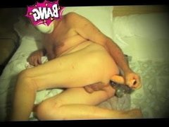 amateur boy slave anal fisting dildo toy bdsm 75a