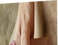Slow motion cumshot - close-up