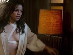 Michelle Rodriguez Nude Pussy On ScandalPlanet.Com