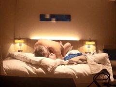 My wife fucked in hotel 4 on hidden cam