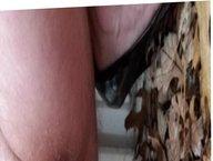 Piss n cum in panties