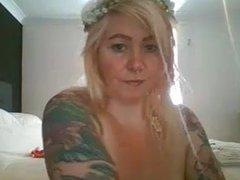 Mature big tits webcam