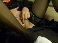 I masturbate watching porn