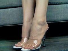 Femdom Feet POV