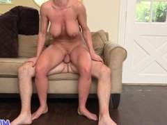 MILF Trip - This MILF is a true cock slut - Part 2