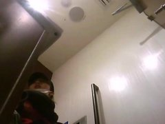 Japanese hidden toilet camera in restaurant (#50)