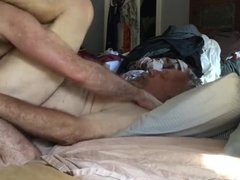 mature dad fucked hard