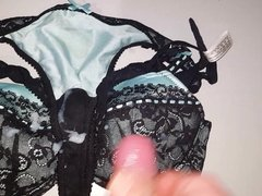 Horny underwear and shoes from horny milf