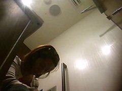 Japanese hidden toilet camera in restaurant (#91)