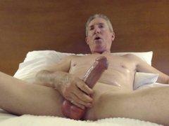 Big Cock Cumshot 2 by Cockshowy
