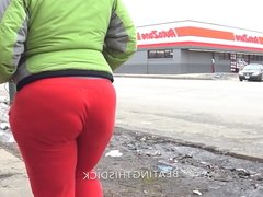 LOOK AT THE ROUNDNESS IN RED VPL 1080 HD