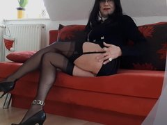 sexy bitch sexy salope sexy nylon whore Dagmar321
