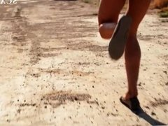 Cortney Palm Nude Scene from 'Dead Ant' On ScandalPlanet.Com
