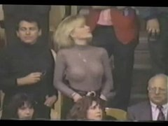 See Through At Sporting Event 80s