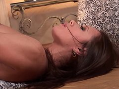 Wet dreams come true with Glamour model Mari fingers