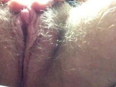 Wet Teen FTM Pussy in Men's Bathroom (COMES WITH OTHER GUYS IN THE ROOM)