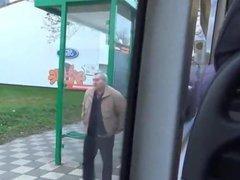 sex in public bus -thejoycouple