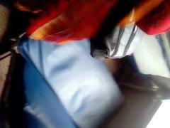 Tamil school girl bra in public (hott)